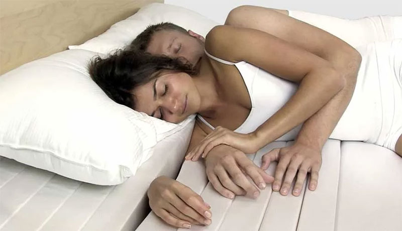 cuddle mattress foam slats
