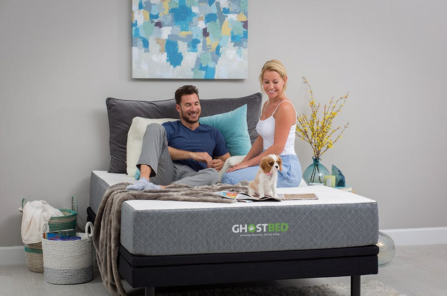 the ghostbed mattress lead